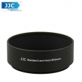 JJC LN-58s 58mm Metal Lens Hood Shade for Camera Lens (Universal Filter )